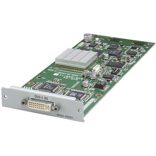 Sony BRSA-20DD1 DVI-I Input Card
