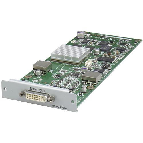 Sony BRSA-20DD2 DVI-I Output Card
