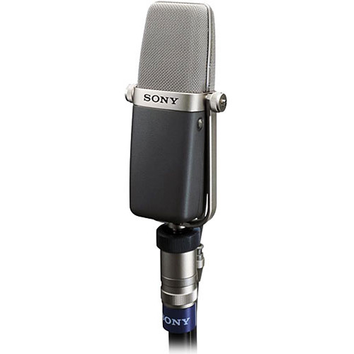 Sony C-38B Professional Large-Diaphragm Condenser Microphone