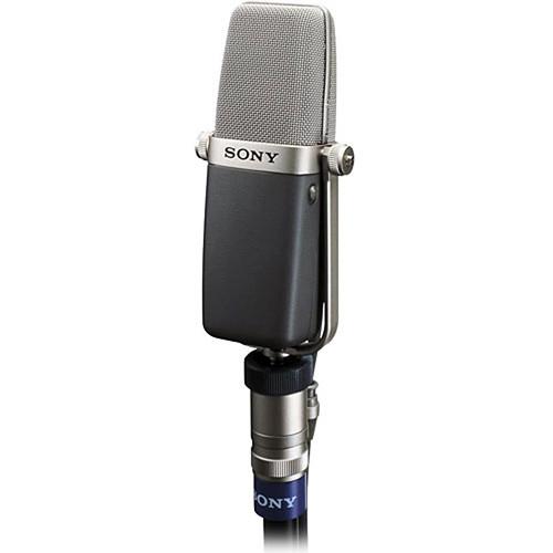 Sony C-38B Professional Large-Diaphragm Condenser Microphone
