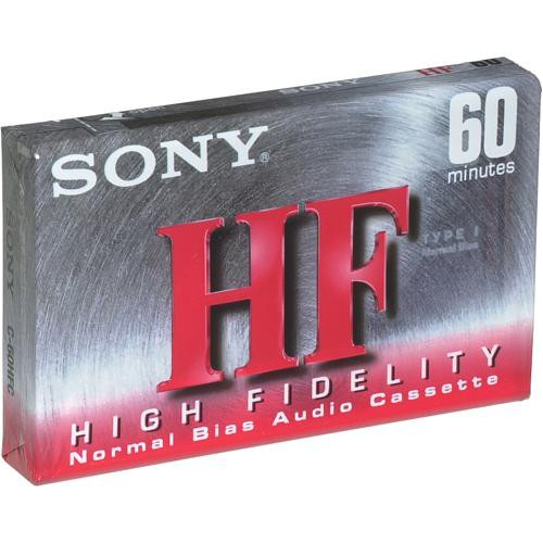 Sony High Fidelity Normal Bias - 60 Minutes