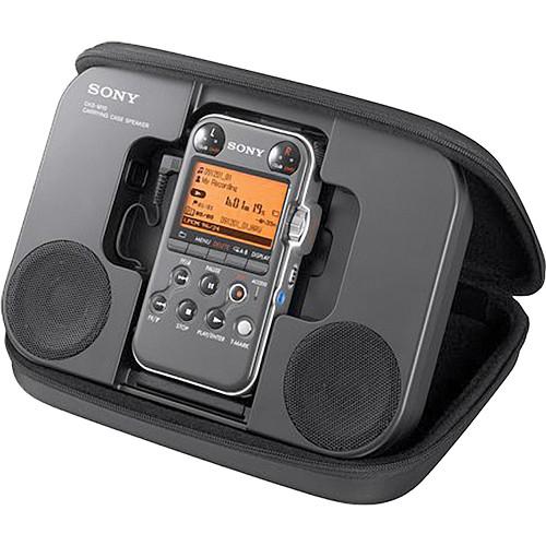 Sony CKSM10 Carrying Case Speaker for PCM-M10 Recorder