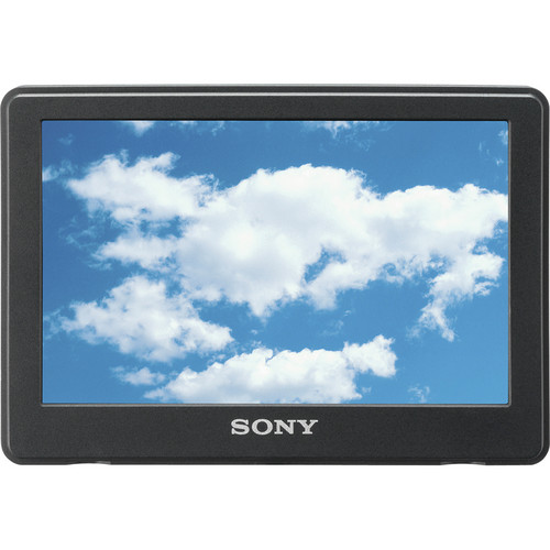 """Sony CLM-V55 5"""" HDMI On-Camera Monitor with Peaking"""