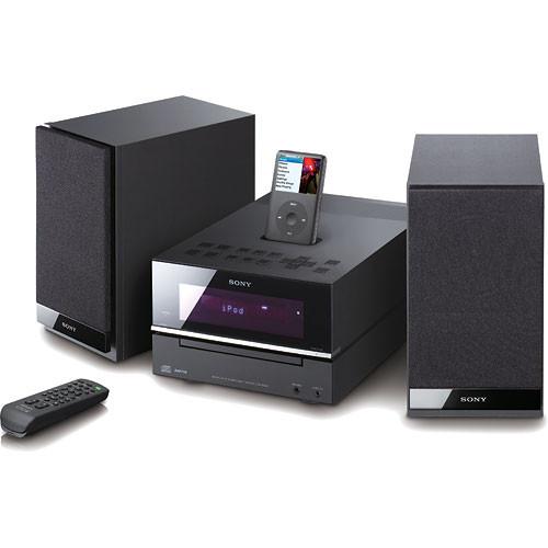 Sony CMT-BX20i Micro Hi-Fi Shelf System