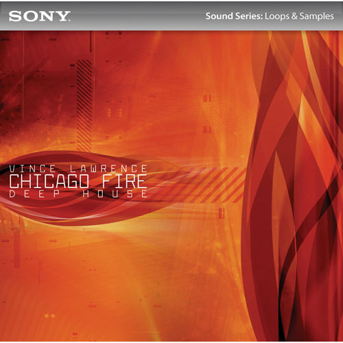 Deep House Chicago Of Sony Sample Cd Chicago Fire Deep House Slcfa99 B H Photo