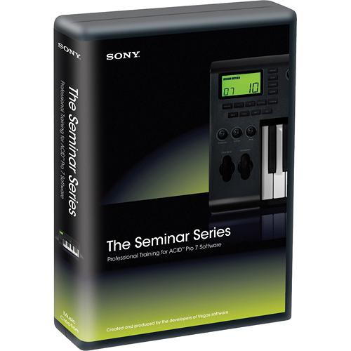 Sony DVD: Professional Training for Acid Pro 7