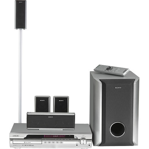 sony dav dx375 home theater system davdx375 b h photo video. Black Bedroom Furniture Sets. Home Design Ideas