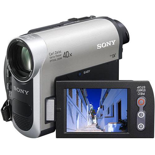 Sony DCR-HC38 Mini DV Camcorder