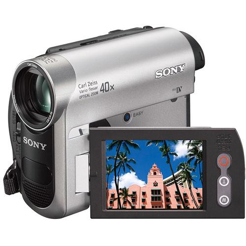 Sony DCR-HC52 MiniDV Handycam Camcorder