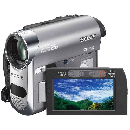 Sony DCR-HC62 MiniDV Camcorder