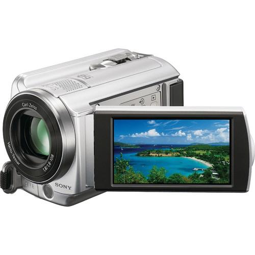Sony DCR-SR68 80GB Handycam Camcorder (Silver)