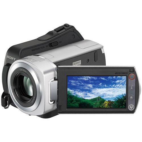 Sony DCR-SR85 60GB Hybrid HDD/Memory Stick Camcorder