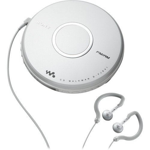 Sony D-FJ041 CD Walkman Portable CD Player
