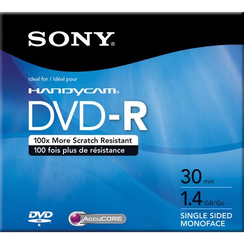 Sony 1.4 GB DVD-R (1 Disc)