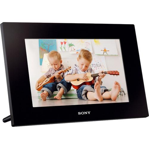 """Sony 10"""" Digital Photo Frame (Plays Video)"""