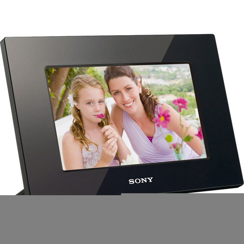 "Sony 7"" Digital Photo Frame (128MB Memory)"