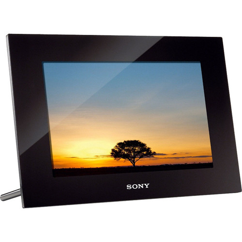 "Sony 10.2"" Digital Photo Frame (TruBlack Technology)"