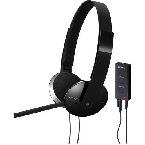 Sony DR-350USB PC Headphones (Black)