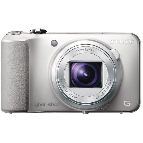 Sony Cyber-shot DSC-HX10V Digital Camera (Silver)