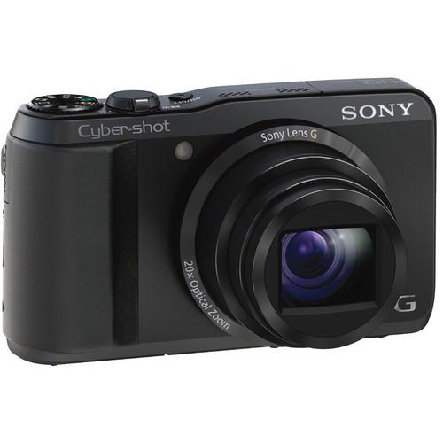 Sony Cyber-shot DSC-HX20V Digital Camera