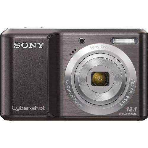 Sony Cyber-shot DSC-S2100 Digital Camera (Black)