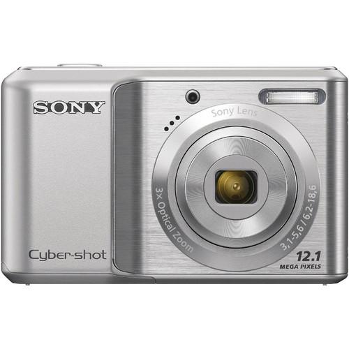 Sony Cyber-shot DSC-S2100 Digital Camera (Silver)