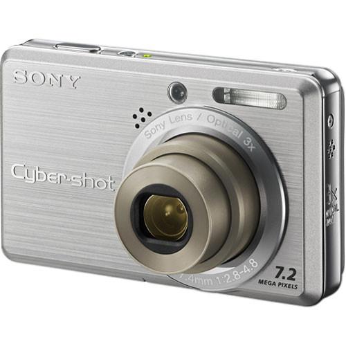 Sony Cyber-shot DSC-S750 Digital Camera