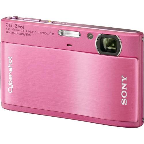 Sony DSC-TX1 Cybershot Digital Camera (Pink)