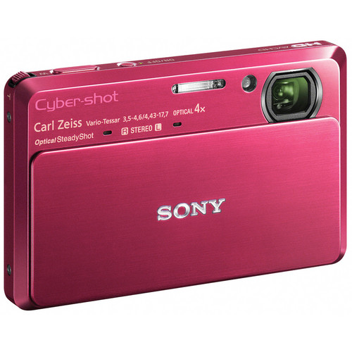 Sony Cyber-shot DSC-TX7 Digital Camera (Red)
