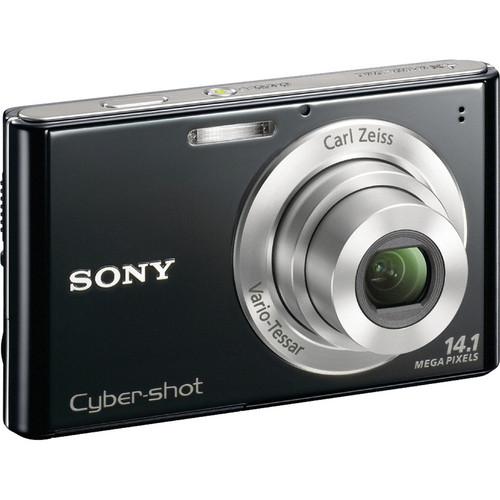 Sony Cyber-shot DSC-W330 Digital Camera (Black)