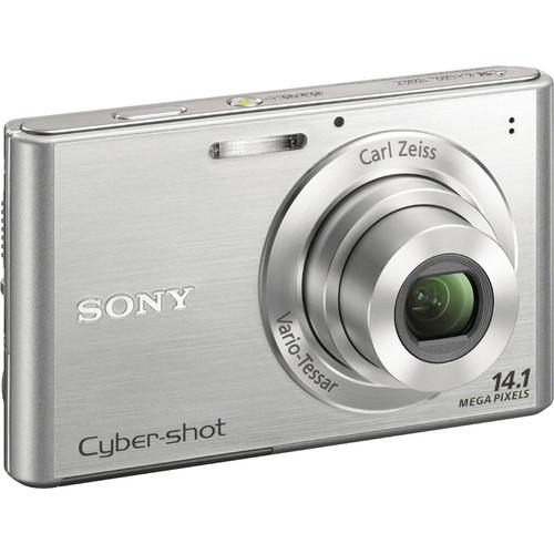 Sony Cyber-shot DSC-W330 Digital Camera (Silver)