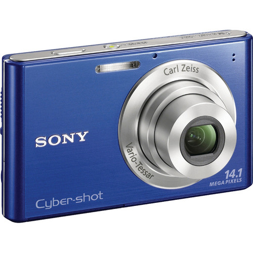 Sony Cyber-shot DSC-W330 Digital Camera (Blue)