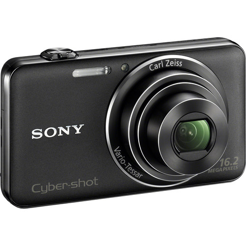 Sony Cyber-shot DSC-WX50 Digital Camera (Black)