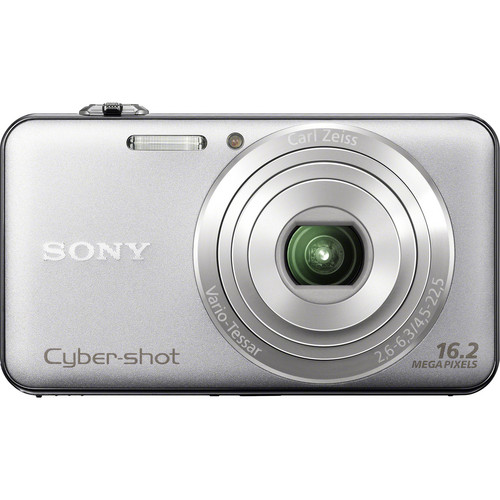 Sony Cyber-shot DSC-WX50 Digital Camera (Silver)