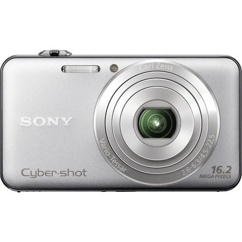 Sony Cyber-shot DSC-WX50 Digital Camera (Silver)