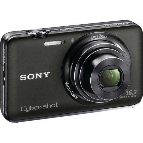 Sony Cyber-shot DSC-WX9 Digital Camera (Black)