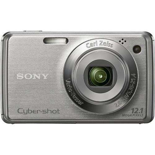 Sony Cyber-shot W220 Digital Camera (Silver)