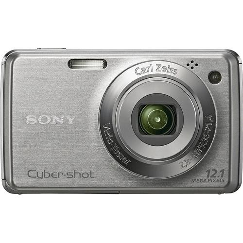Sony DSC-W230 Cyber-shot Digital Camera (Silver)