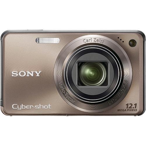 Sony DSC-W290 Cyber-shot Digital Camera (Titanium)