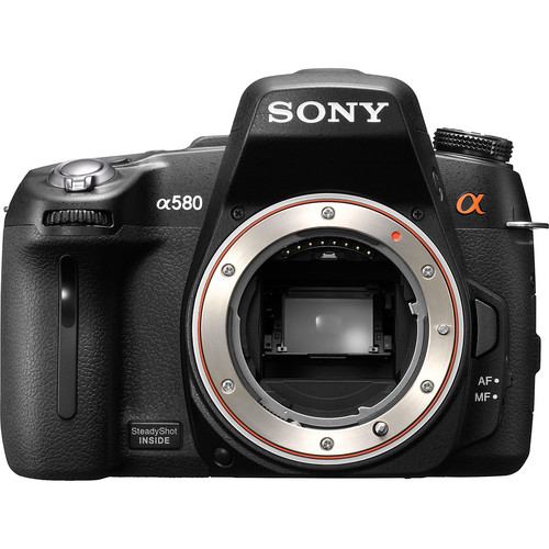 Sony Alpha DSLR-A580 Digital SLR (Body Only)