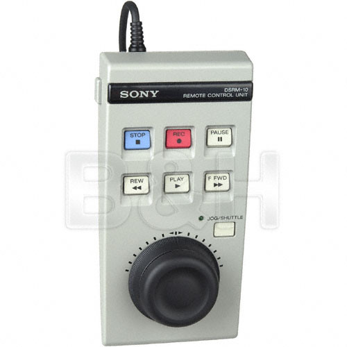 Sony Control S Remote