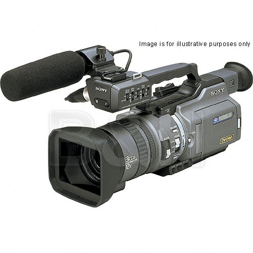 """Sony DSR-PD150 Professional 1/3"""" DVCAM Camcorder"""