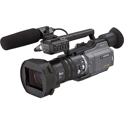 Sony DSR-PD170 3-CCD Mini DVCAM Camcorder