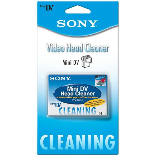 Sony DVM-12CLD Cleaning Cassette