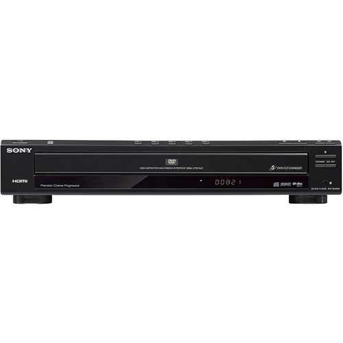 Sony DVP-NC800H 5-Disc DVD Player (Black)