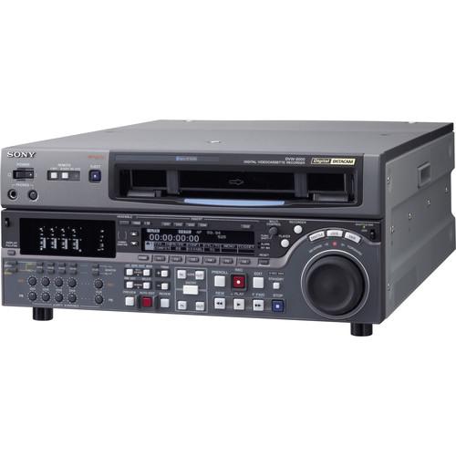 Sony DVW-2000 Digital Betacam VTR
