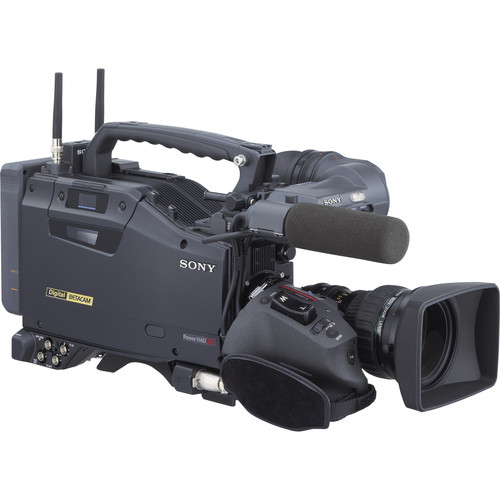 Sony DVW-970 2/3-Inch 3-CCD Digital Betacam Camcorder