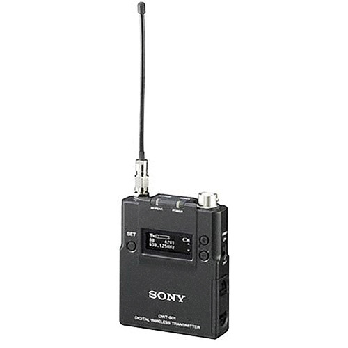 Sony DWT-B01 Digital Wireless Bodypack Transmitter (CH 30/40)