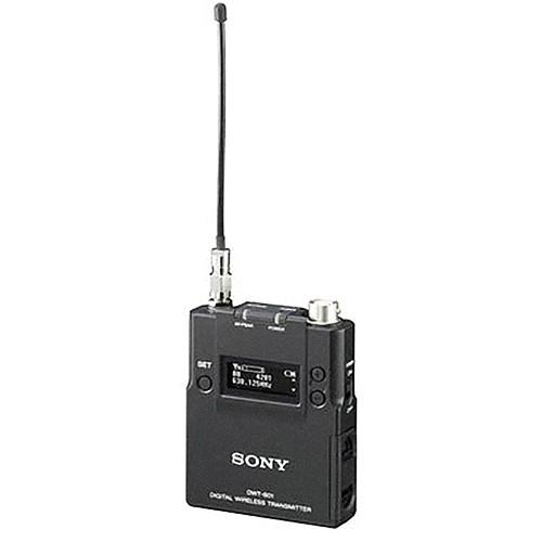 Sony DWT-B01 Digital Wireless Bodypack Transmitter (CH 30/40)