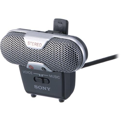 Sony ECM-719 - Stereo Electret Condenser Microphone